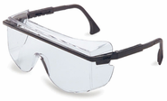 Uvex, S2500 Astrospec OTG, 3001, Safety Glasses Worn Over Prescription Glasses, Clear Lens, S2500C-01