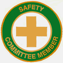 Emedco, Safety Committee Member Recognition Pin