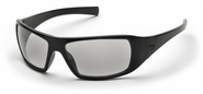 Pyramex, Goliath, Safety Glasses, Clear Lens, Black Frame