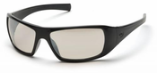 Pyramex, Goliath Safety Glasses, Indoor/Outdoor Mirror Lens