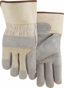 Majestic 1800 Side Split, Double palm Gloves