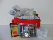 ESS, Single Deluxe, Emergency Disaster Kit, ESS-3845