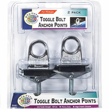 STA-TYTE T272 2PK Anchor Point Toggle Bolts