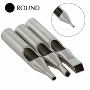 Stainless Steel Round Tip