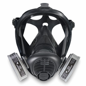 Sperian 752000  Opti-Fit APR, Full Face Respirator, 5-Point Strap, S-Series