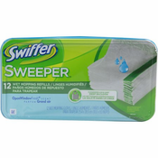 Swiffer Sweeper 35154 Wet Refills 12/Pack