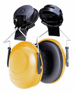 Tasco 2551 Sound Star Hard Hat Model Ear Muffs