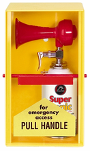 Falcon, TAD5Z Safety Steel Alarm Station The 100% Ozone-Safe, Non-Flammable Emergency Alarm Station