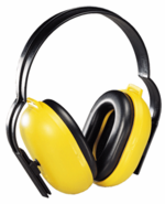Tasco 2306 Zephyr II three position economy earmuff