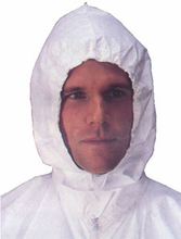 Tyvek Hoods with Drawstring Closure
