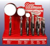 Ullman, High Tech Telescoping Inspection Mirror