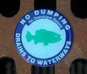 Ultra-Drain Markers