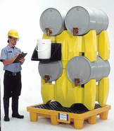 Ultra-Drum Rack Containment Systems®