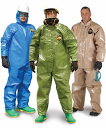 Kappler Un-Encapsulated Chemical Suit
