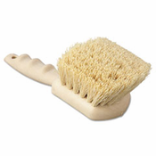 Proline, BRU4308 Utility Brush Cream Plastic 8 1/2 & 20""