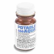 Potable Aqua® Drinking Water Germicidal Tablets, 301-1