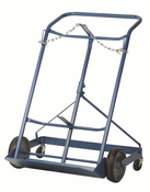 Wesco 210124 Professional Series Double Cylinder Cart