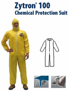 Kappler Zytron Z100 Coverall with Collar & No Elastic.