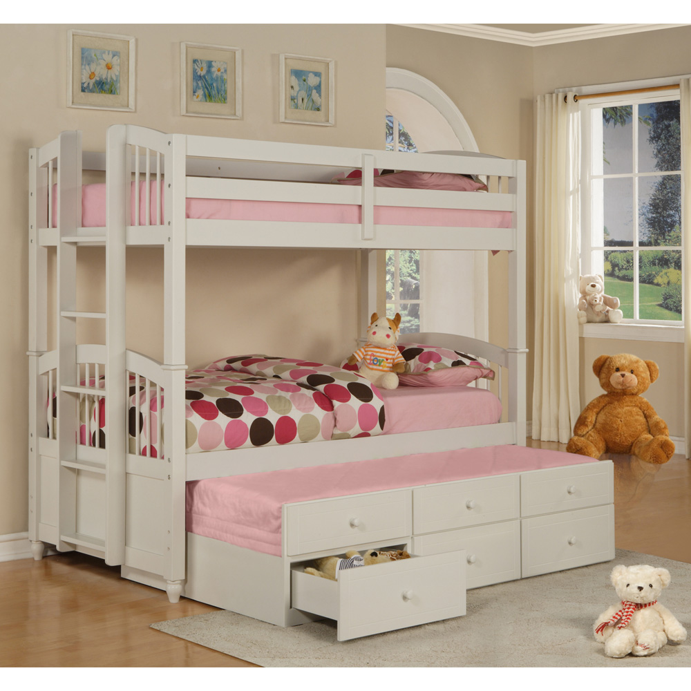 Lily on pinterest trundle bunk beds bunk bed and fairy Bunk beds for girls