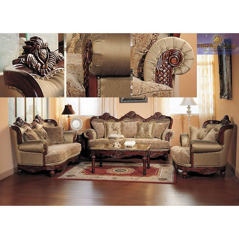 Fabric living room sets for Traditional living room sets