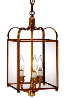 Adams Colonial Pendant Hanging Light