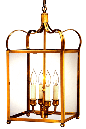 Adams Colonial Hanging Lantern