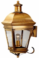 American Legacy Wall Mount Lantern with Bracket