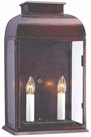 Ashford Wall Sconce Copper Lantern