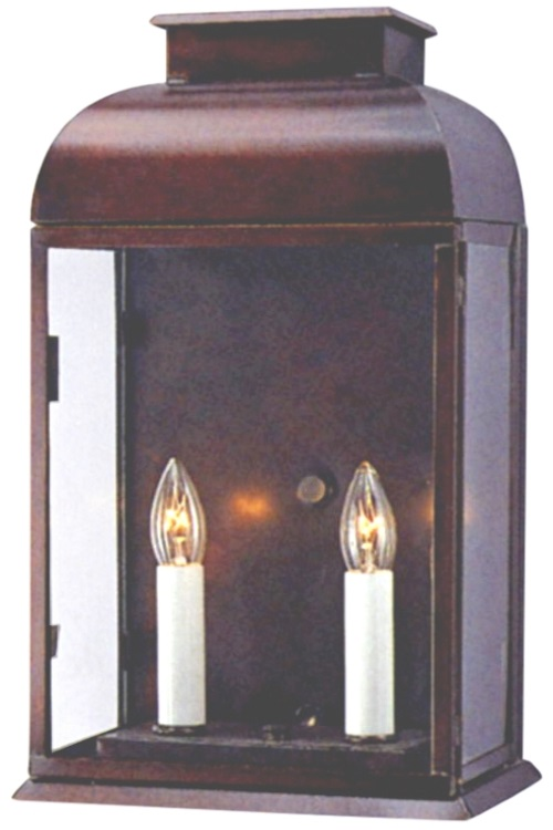 Ashford colonial copper lantern wall sconce outdoor light ashford wall sconce copper lantern aloadofball Images