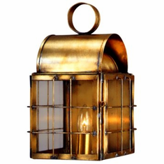 Back Bay Copper Lantern Outdoor Lighting Collection