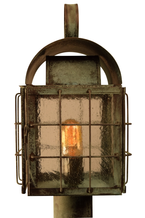 Back Bay Post Light Nautical Lantern