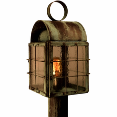 Back Bay Lantern Post Light