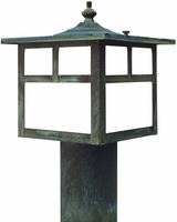California Mission Style OutdoorLighting Collection