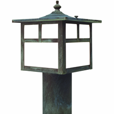 California Mission Style Outdoor Lighting Collection