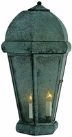Capital Wall Sconce Copper Lantern