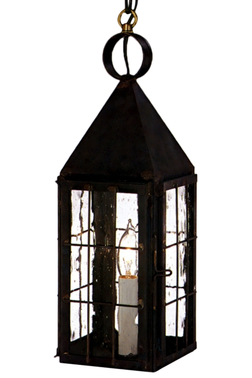Colonial Williamsburg Copper Lantern Pendant Hanging Light