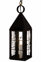 Colonial Williamsburg Pendant Copper Lantern