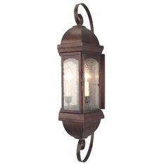 Custom Landon Sr. Outdoor Wall Light with Bracket CLOSE OUT]