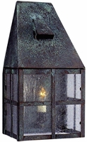 Exeter Sconce Style Wall Mount Copper Lantern