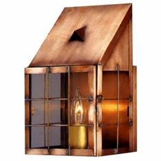 Handmade Copper Lanterns & Outdoor Lighting $200-$299 Made in USA