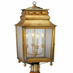 Jackson Lantern Post Light