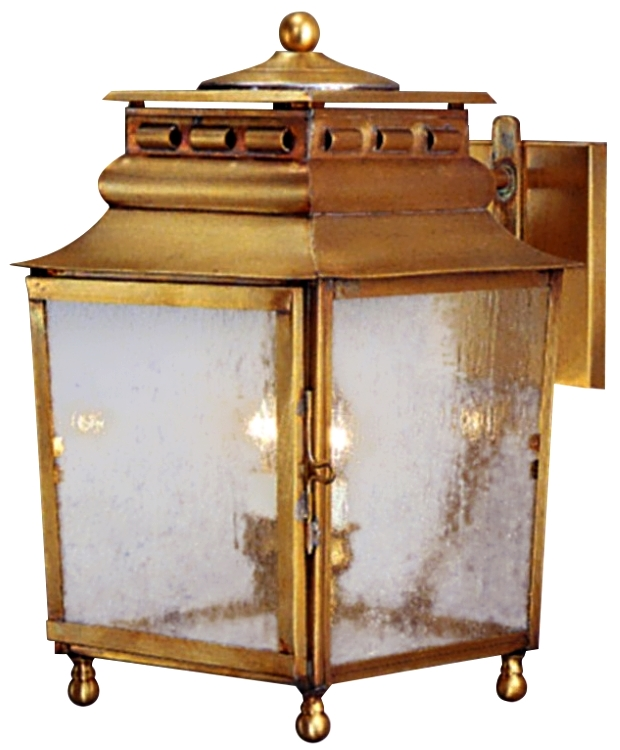 Jackson Wall Lantern with Bracket