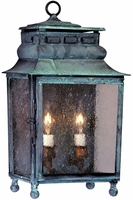 Jackson Sconce Style Wall Mount Copper Lantern