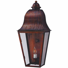 Keene Wall Mount Sconce Style Copper Lantern
