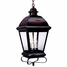 Milford Pendant Copper Lantern Hanging Light