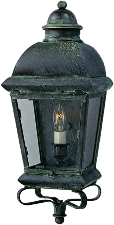 Milford Wall Sconce Copper Lantern Wall Light