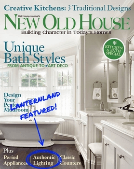 New Old House Kitchen & Bath Issue Dec. 2014