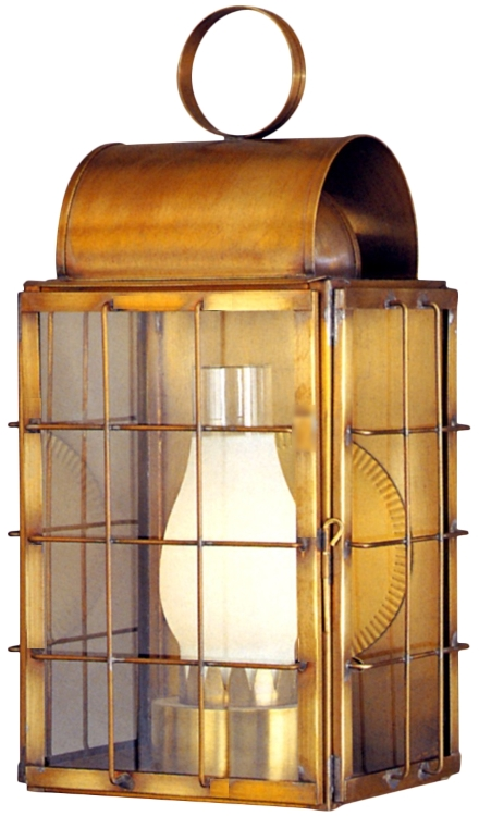 Newport Harbor Wall Sconce Lantern
