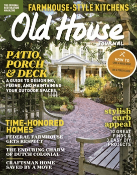 Old House Journal May 2015: Vintage Vision American Legacy Pendant
