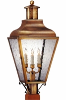 Portland Copper Lantern Outdoor Lighting Collection